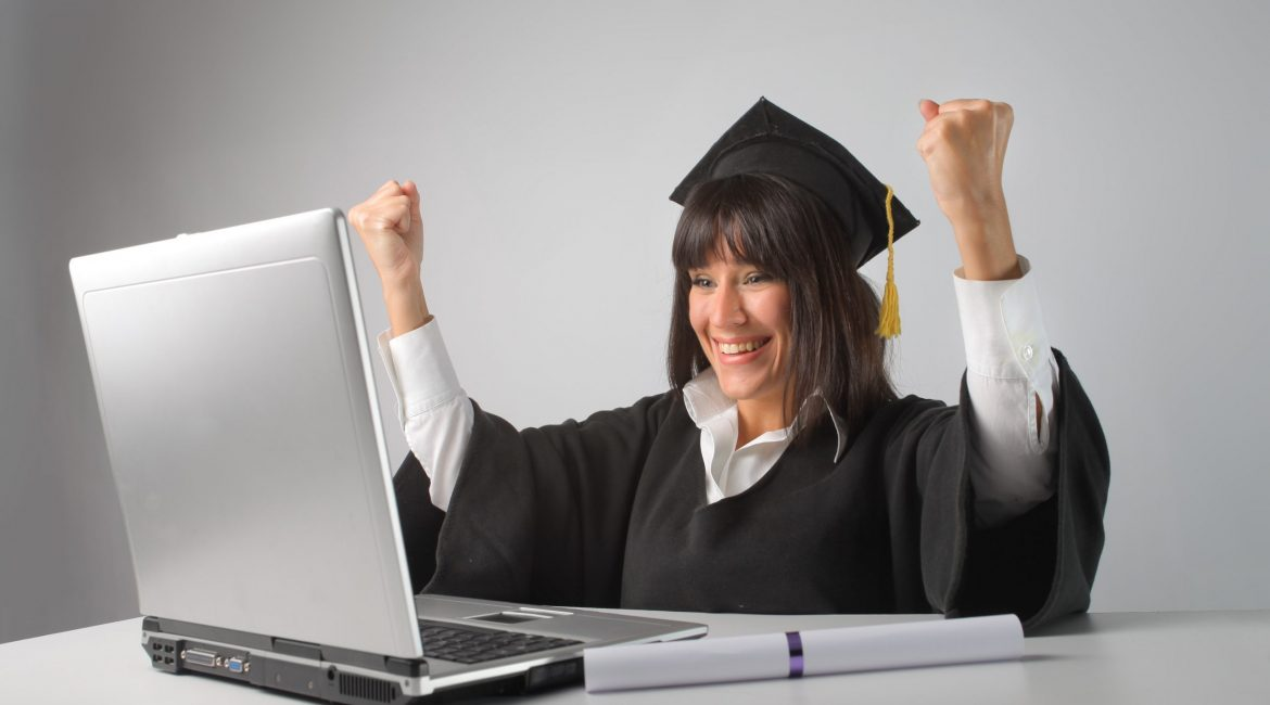 5 Steps to an Online Commencement
